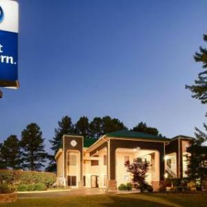 McGukin Civic Center Hotels - Best Western Fairwinds Inn
