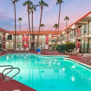 Hotels near Hohokam Stadium - Ramada by Wyndham Mesa-Mezona Hotel