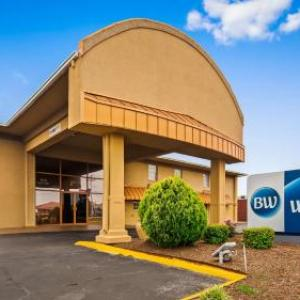 Hotels near Estes Stadium - Best Western Conway
