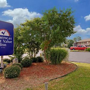 Americas Best Value Inn - Jonesboro