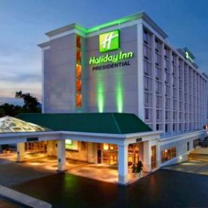 First Security Amphitheatre Hotels - Holiday Inn Little Rock - Presidential Downtown