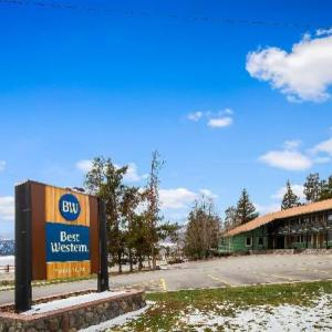 Hotels near Dillon Amphitheater - Best Western Ptarmigan Lodge