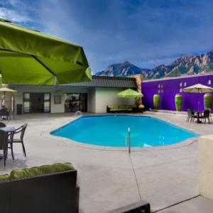 Hotels near CU Event Center - Best Western Plus Boulder Inn