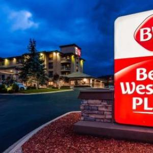 Douglas County Fairgrounds Castle Rock Hotels - Best Western Plus Castle Rock