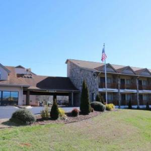 Young Harris College Hotels - Best Western Milton Inn