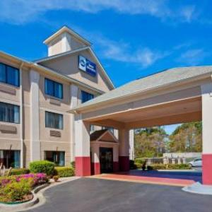 Belair Conference Center Hotels - Best Western Augusta West