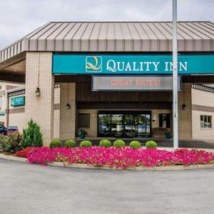 Valhalla Golf Club Hotels - Quality Inn Louisville