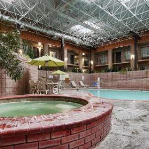 Hotels near Rapides Parish Coliseum - Best Western Of Alexandria Inn & Suites & Conference Center
