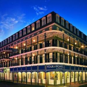 Hotels near Dillard University - Four Points by Sheraton French Quarter