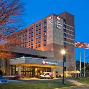 Hotels near Toby's Dinner Theatre Baltimore - Best Western Plus Hotel And Conference Center