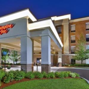 Hotels near Jewish Community Center West Bloomfield - Hampton Inn Detroit-novi At 14 Mile Road