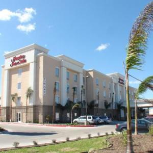 Hampton Inn & Suites Corpus Christi I-37 -Navigation Boulevard