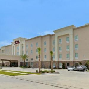 Gretna Heritage Festival Hotels - Hampton Inn & Suites Harvey