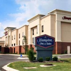 CFSB Center Hotels - Hampton Inn & Suites Murray