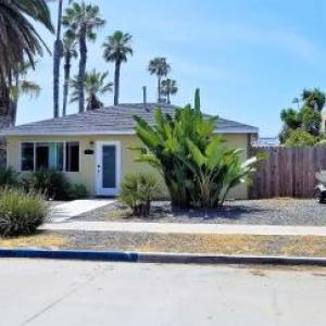 Charming Cozy Ocean Beach Cottage CA, 92107
