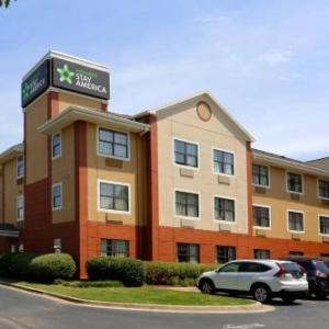 Hotels near 13 Stories Haunted House - Extended Stay America - Atlanta - Kennesaw Town Center