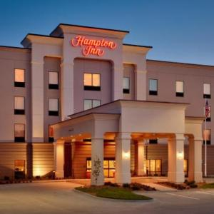 Hampton Inn Omaha/west Dodge Road Old Mill
