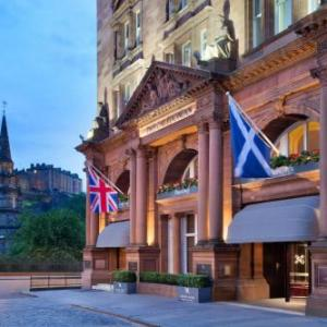 Usher Hall Edinburgh Hotels - Waldorf Astoria Edinburgh -The Caledonian