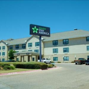 Extended Stay America -Lubbock -Southwest