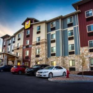 My Place Hotel - West Jordan/Jordan Landing UT