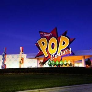 ESPN Wide World of Sports Complex Hotels - Disney's Pop Century Resort