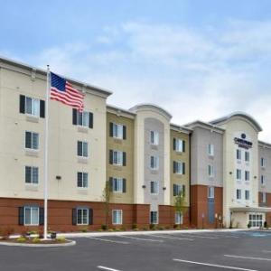 Hotels near Tioga Downs - Candlewood Suites Sayre