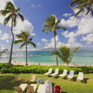 Napili Surf Beach Resort On Maui