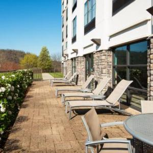 WesBanco Arena Hotels - SpringHill Suites by Marriott Wheeling Triadelphia Area