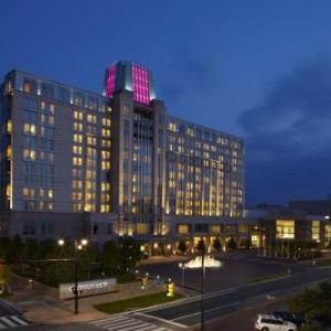 Montgomery Motorsports Park Hotels - Renaissance Montgomery Hotel & Spa at the Convention Center
