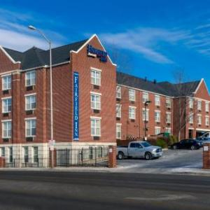 Crown Center Kansas City Hotels - Fairfield Inn Kansas City Downtown/Union Hill