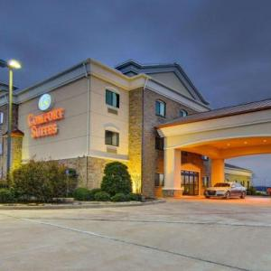 Comfort Suites Lindale Tyler North