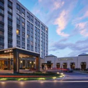 Hotels near Donald E Stephens Convention Center - Loews Chicago O'hare Hotel