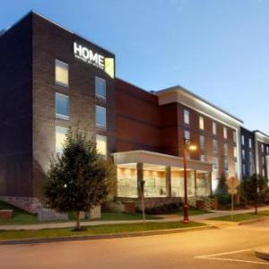 Hotels near Kean Theatre - Home2 Suites Pittsburgh Cranberry