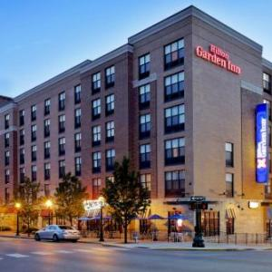 Buskirk Chumley Theatre Hotels - Hilton Garden Inn Bloomington