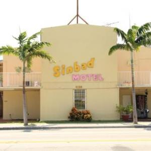 Book Now Sinbad Motel (Miami, United States). Rooms Available for all budgets. Sinbad Motel is located in Miami's historic MIMO District a 11.7 km drive from Miami Beach and a 10.8 km drive from Miami centre. The motel features free WiFi air-conditioned