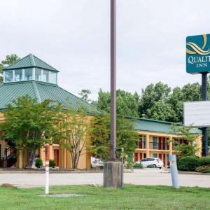 Rick's Cafe Starkville Hotels - Quality Inn Louisville