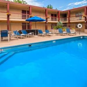 Hotels near Magic City Blues - Best Western Plus Clocktower Inn
