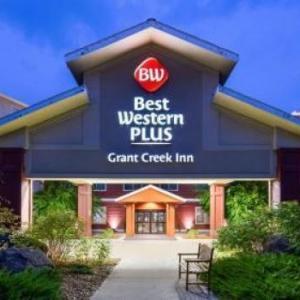 Dahlberg Arena Hotels - Best Western Plus Grant Creek Inn