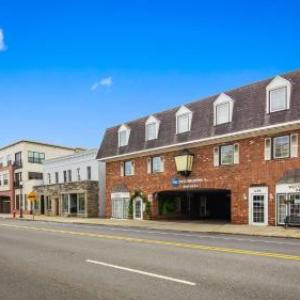 Hotels near First Baptist Church of Westfield NJ - Best Western Westfield Inn