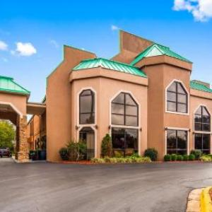 Iredell County Fairgrounds Hotels - Best Western Statesville Inn