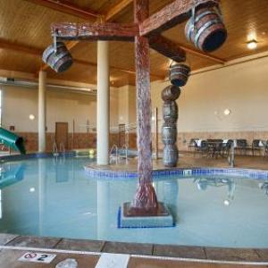 The Aquarium Fargo Hotels - Best Western Plus Kelly Inn And Suites