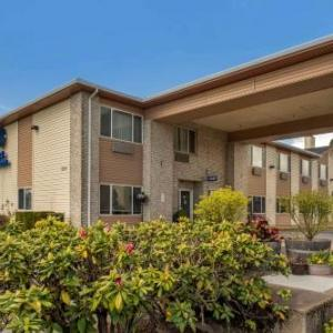 Hotels near George Fox University - Best Western Newberg Inn