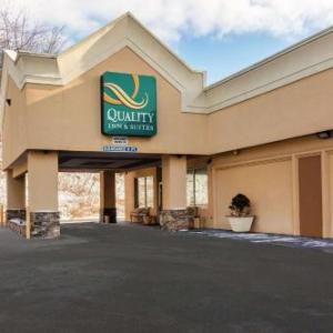 Hotels near Kovalchick Convention and Athletic Complex - Quality Inn & Suites Indiana