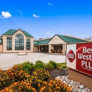 Hotels near Finneran Pavilion - Best Western Plus - King of Prussia