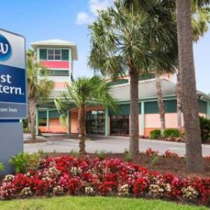 Hotels near West Ashley High School - Best Western Charleston Inn