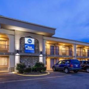 Hotels near Ag Expo Park - Best Western Franklin Inn