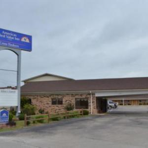 Americas Best Value Inn Crosstimbers