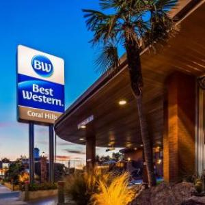 Hotels near The Tuacahn Amphitheatre - Best Western Coral Hills