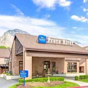 LaVell Edwards Stadium Hotels - Baymont Inn & Suites Provo River