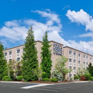 Hotels near Western Washington University - Four Points by Sheraton Bellingham Hotel & Conference Center